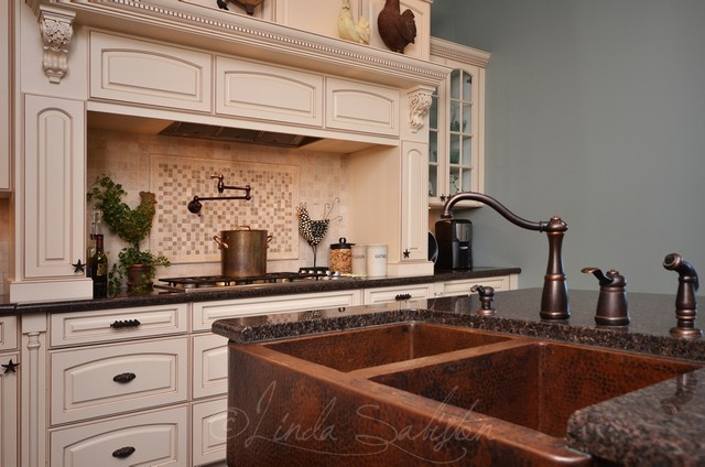 A little bit of everything traditional-kitchen