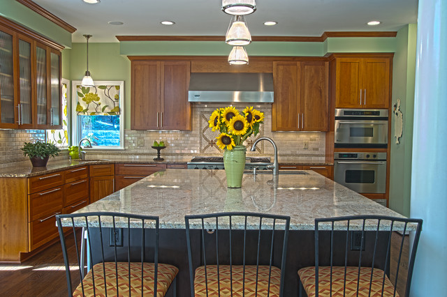 A Lovely Mt Lebanon, PA Home modern-kitchen