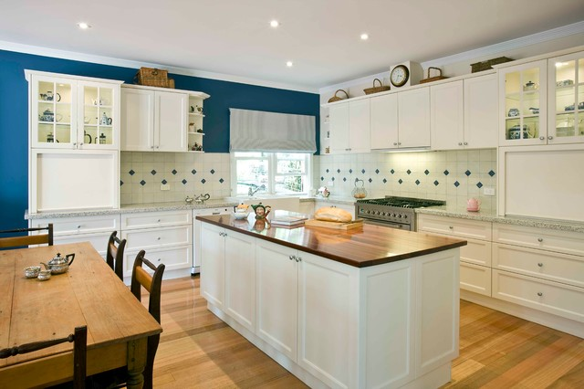 A Modern Take On Traditional Traditional Kitchen
