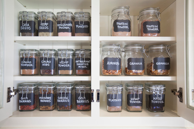 A neat smoothie bar farmhouse kitchen san francisco - Astuce amenagement cuisine ...