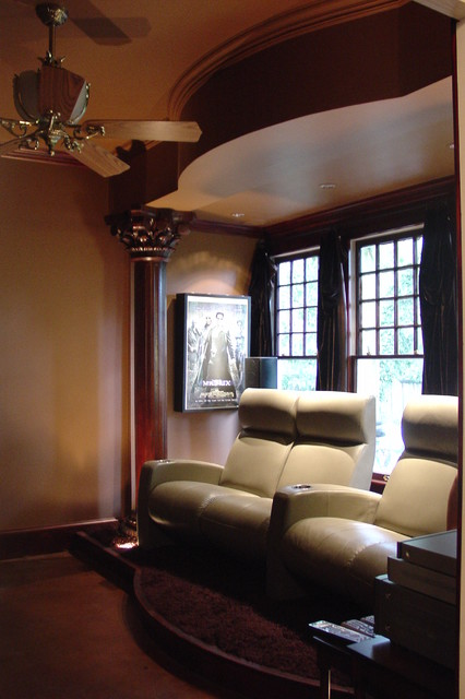 A new orleans inspired kitchen deep in the heart of texas - Home theater design dallas inspired ...