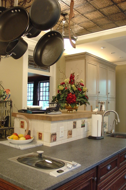 A new orleans inspired kitchen deep in the heart of texas for New orleans style kitchen