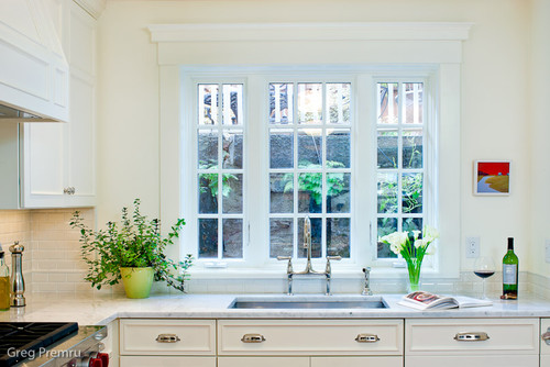 Love The Kitchen Window Over Sink