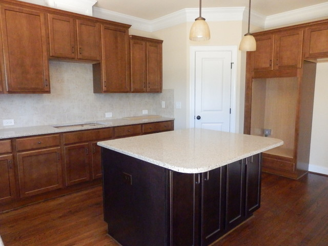 A Niblock Home traditional-kitchen