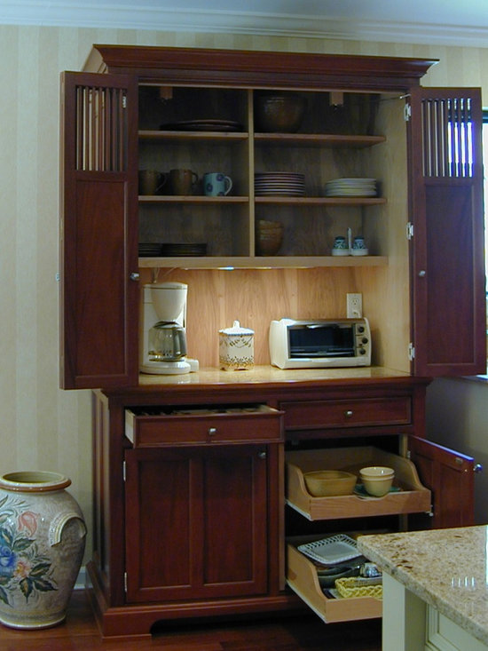 A Real Working Pantry -