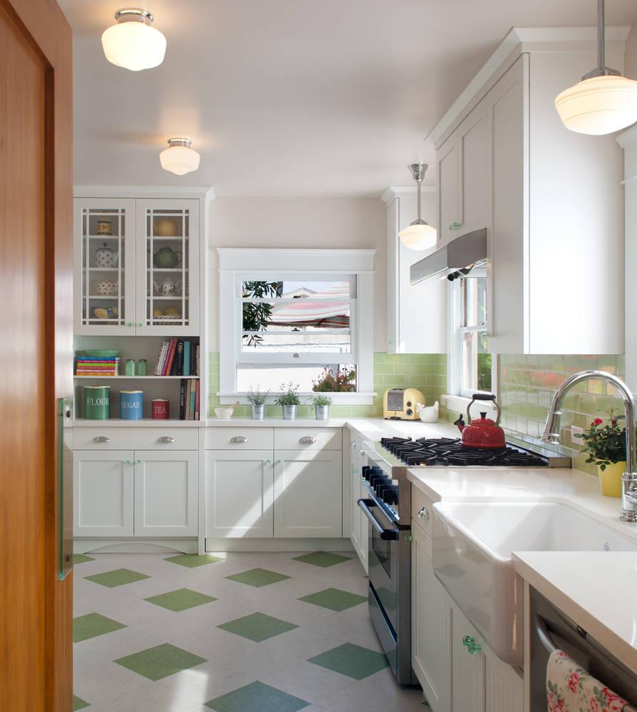 75 Beautiful Linoleum Floor Kitchen Pictures Ideas July 2021 Houzz