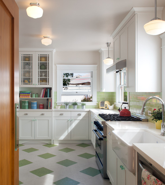 Awesome Traditional Kitchen by Design Studio West