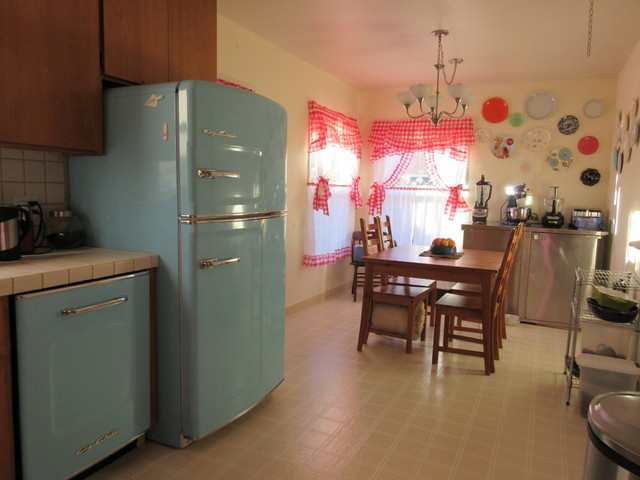 Retro Kitchen Appliances 1950s