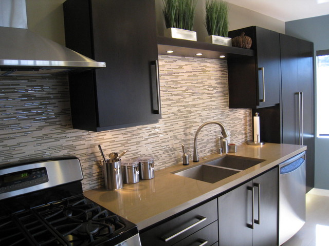 A.S.D. Interiors kitchen remodel contemporary-kitchen