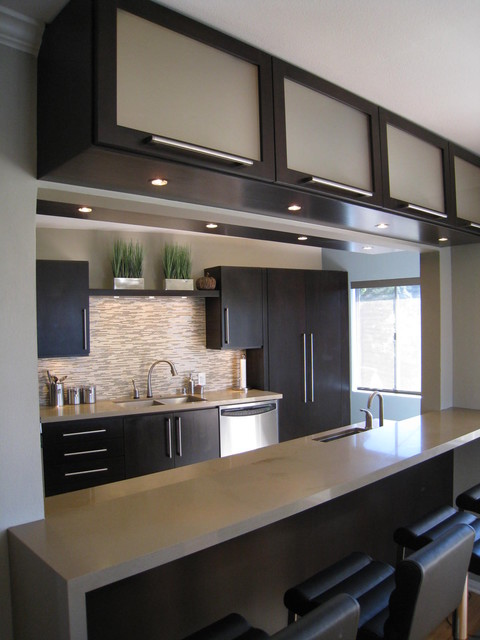 A S D Interiors Kitchen Remodel Contemporary Kitchen Los Angeles By A S D Interiors