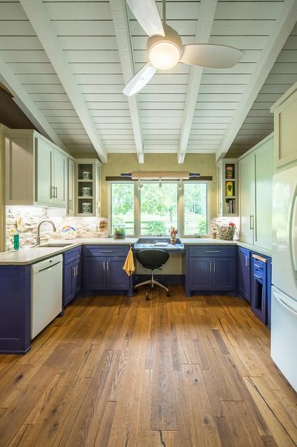 A Spiff Midtown Kitchen Bath Remodel