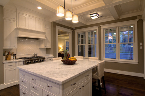 are those polished chrome cabinet fixtures? Love the ...