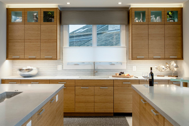 A Trip Through The Islands Contemporary Kitchen