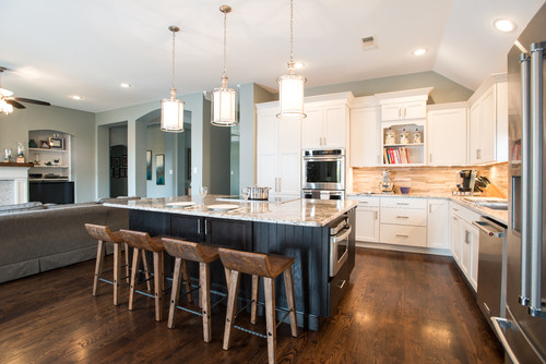 Poll bright new kitchen your thoughts for Bathroom remodel keller tx
