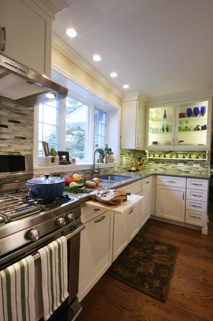A Well-Deserved Revision traditional-kitchen