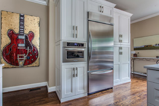 A Woodmont Job Traditional Kitchen Nashville By Terri Sears Kitchen And Bath Designer