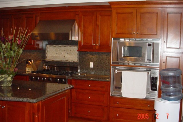 AB Design & Remodeling traditional-kitchen