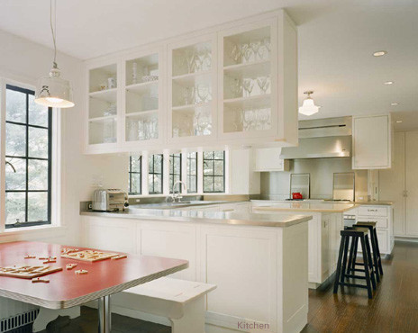 Abelow Sherman Architects LLC contemporary kitchen