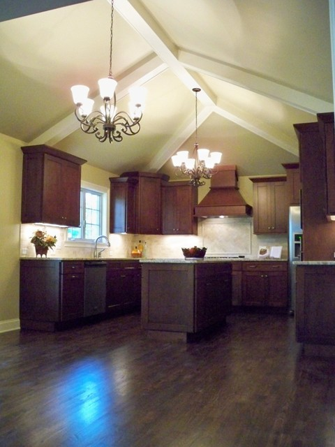 Abingdon Model- Country French traditional-kitchen