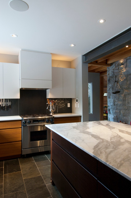 Acacia Residence contemporary-kitchen