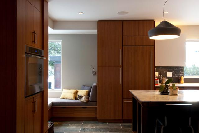 Acacia Residence modern-kitchen