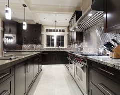 Acadia Road Residence contemporary-kitchen