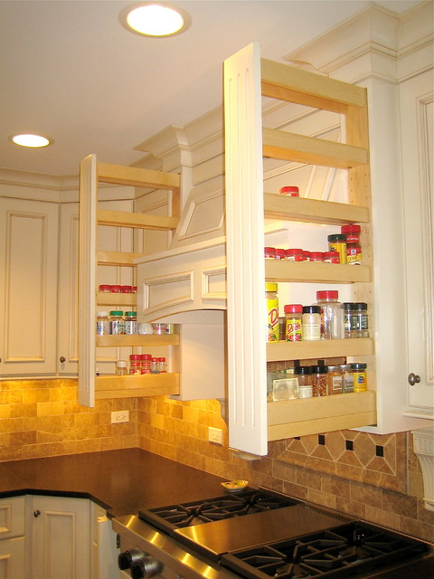 Accessible Kitchen traditional-kitchen