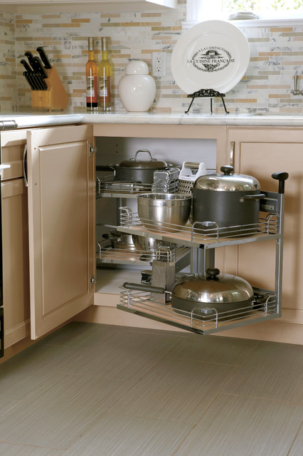 Accessories and Storage Solutions contemporary-kitchen