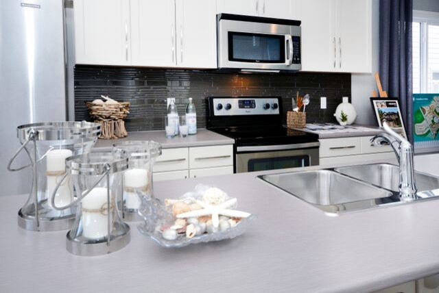 Actin Flooring Kitchen Backsplash Edmonton Ab Kitchen Other Metro By Action Flooring