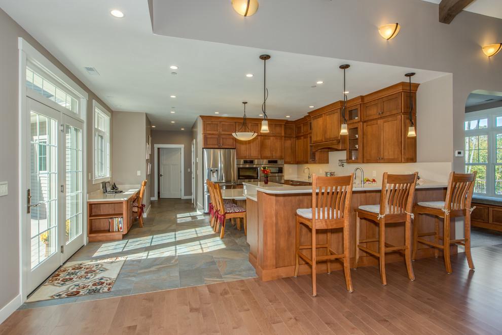 ADA Kitchen Design - Transitional - Kitchen - Boston - by ...