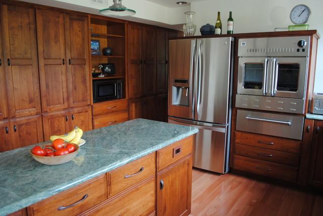 Addison Alder Nutmeg transitional-kitchen