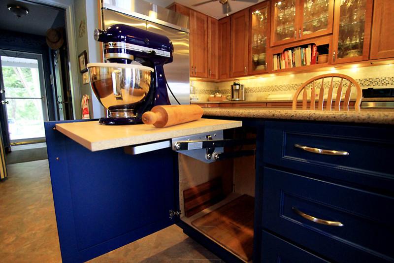Addison Vermont Kitchen Design - Traditional - Kitchen ...