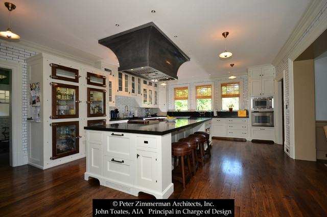 Addition And Renovation Westport Ct Traditional Kitchen New York By John Toates