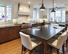 Addition: Kitchen contemporary-kitchen
