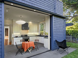 contemporary kitchen 10 Ways to Open a Kitchen to the Outdoors (12 photos)
