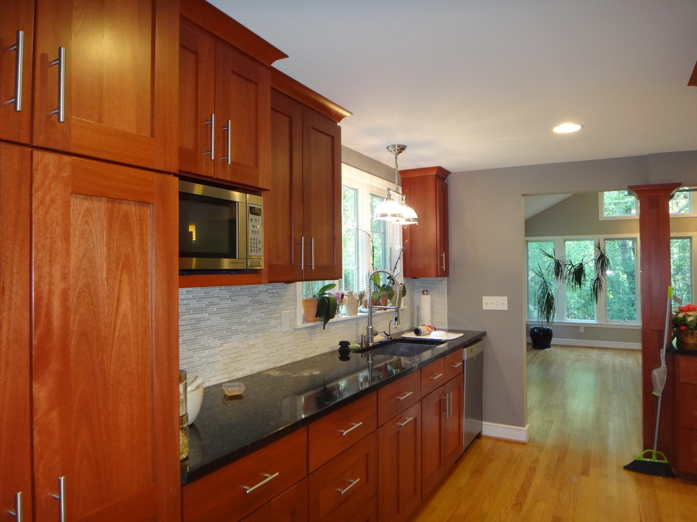 Addition to a Home in West Hartford 02 - Transitional ...