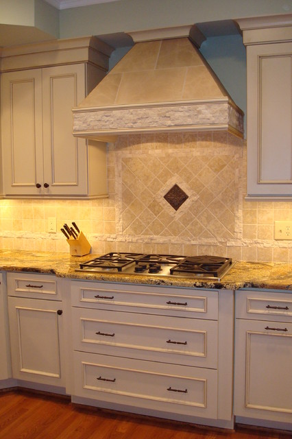 additional kitchen projects traditional-kitchen