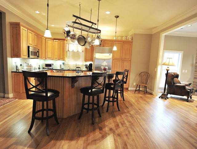 Additions Traditional Kitchen Birmingham By Alabama Remodeling Excellence Awards