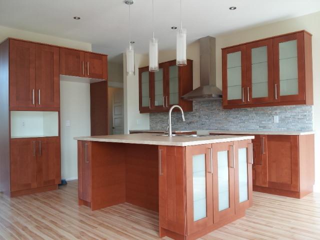 adel medium brown by ikea modern kitchen - Medium Brown Kitchen Cabinets