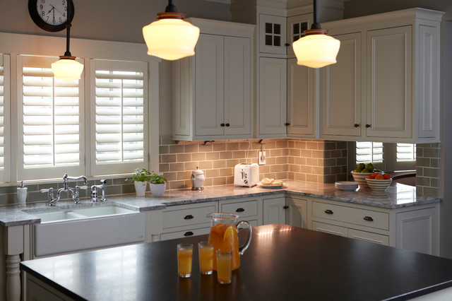 adorne by Legrand traditional-kitchen