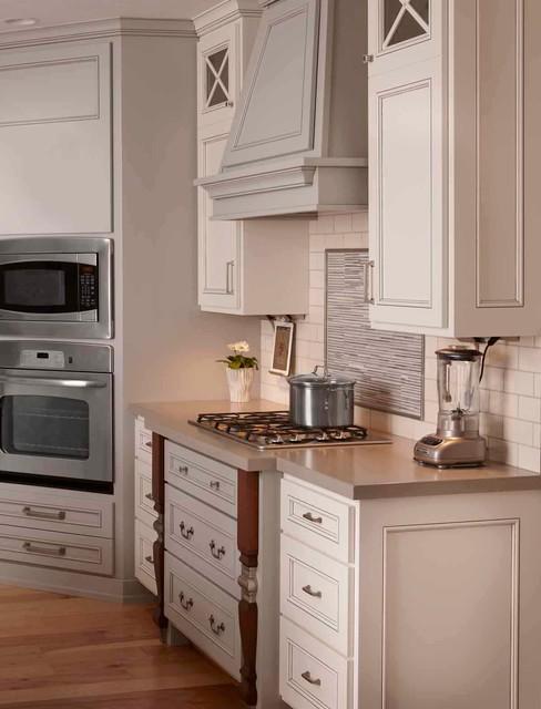 adorne Kitchen Under-Cabinet System - Traditional - Kitchen - by Legrand, North America