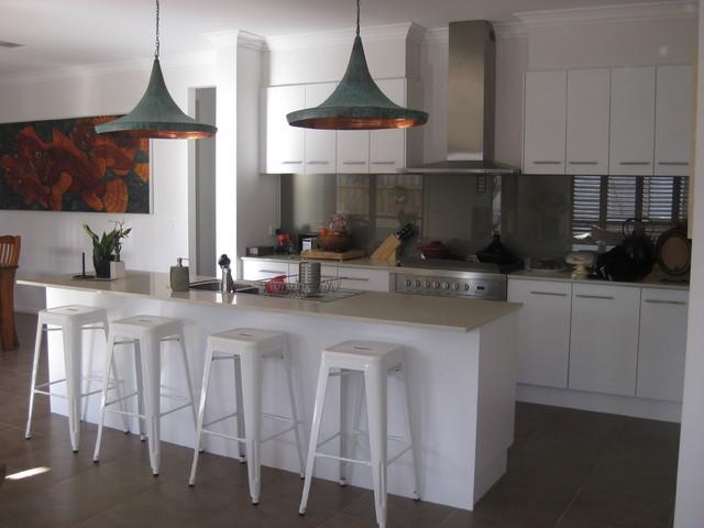 Adriana McCormack contemporary-kitchen
