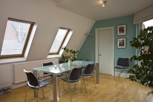 Adrienne Chinn Design contemporary-kitchen