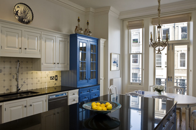 Adrienne Chinn Design traditional kitchen