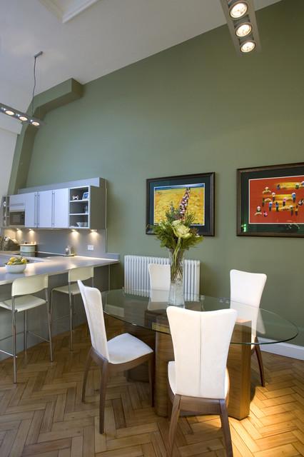 Adrienne Chinn Design Contemporary Kitchen London