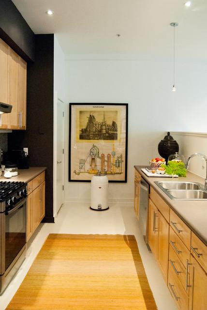 Adrienne DeRosa Photography © 2013 Houzz modern-kitchen