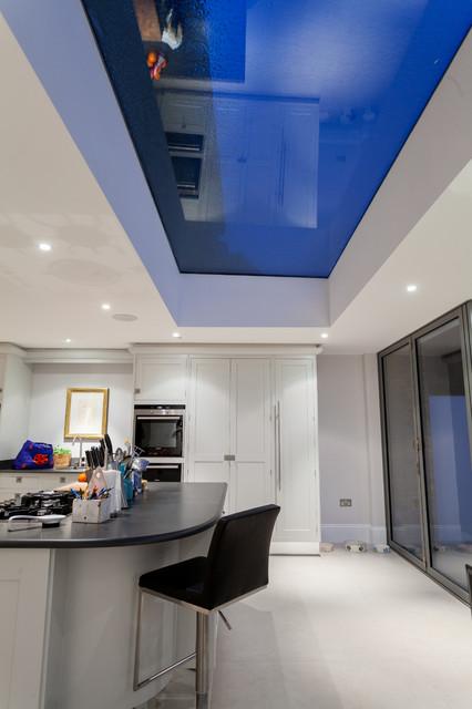 Advantage basements london contemporary kitchen for Advantage basements