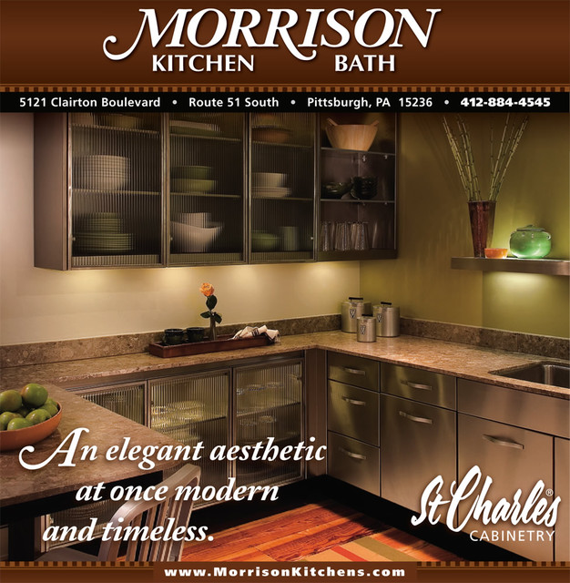 Advertising traditional-kitchen