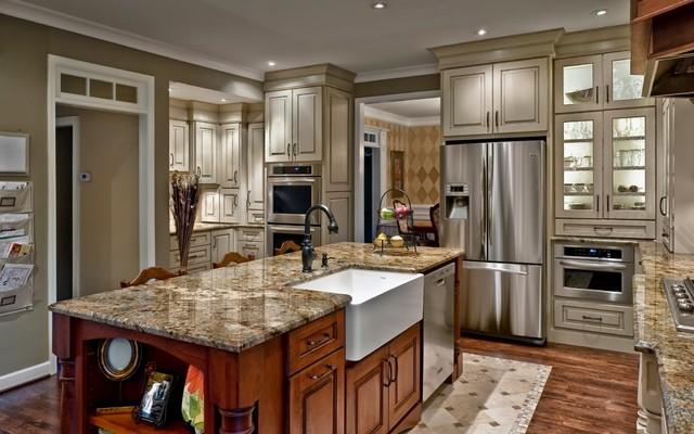 Charmant Affinity Kitchens   Farmhouse   Kitchen   Atlanta   By ...