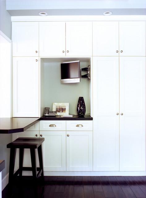 Afid Modern Kitchen Los Angeles By Alicia Friedmann Interior Design